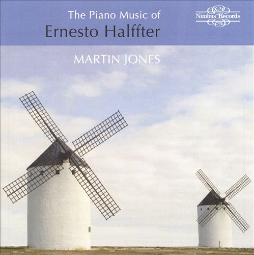 The Piano Music of Ernesto Halffter
