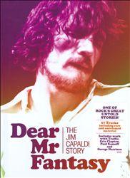 Dear Mr. Fantasy: The Jim Capaldi Story