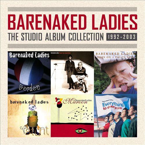 The Studio Album Collection 1992-2003