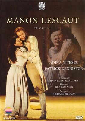 Puccini: Manon Lescaut [DVD Video]