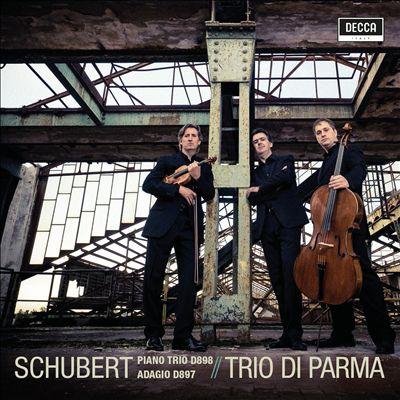Schubert: Piano Trio D898; Adagio D897