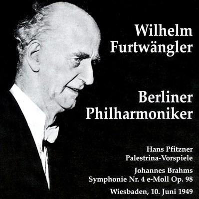 Hans Pfitzner: Palestrina-Vorspiele; Brahms: Symphonie No. 4 e-moll
