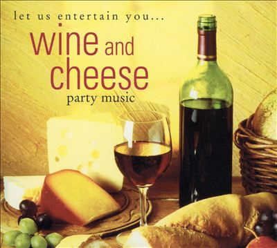 Drew's Famous Wine and Cheese Party