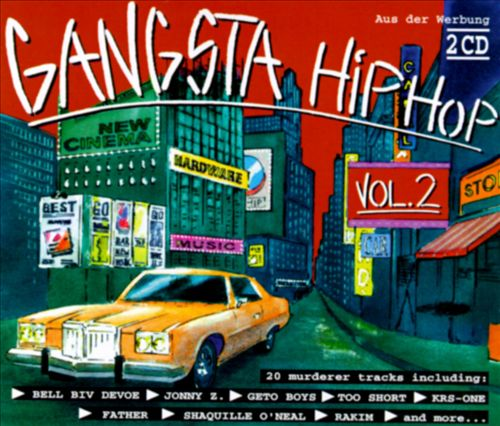 Gangsta Hip Hop, Vol. 2