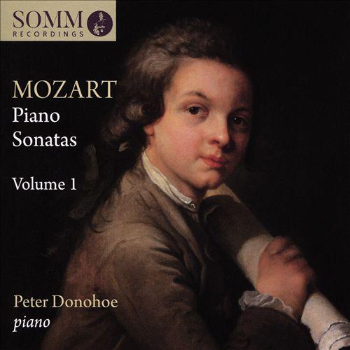 Mozart: Piano Sonatas, Vol. 1