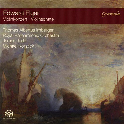 Edward Elgar: Violinkonzert; Violinsonate