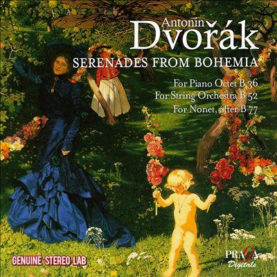 Dvorák: Serenades from Bohemia