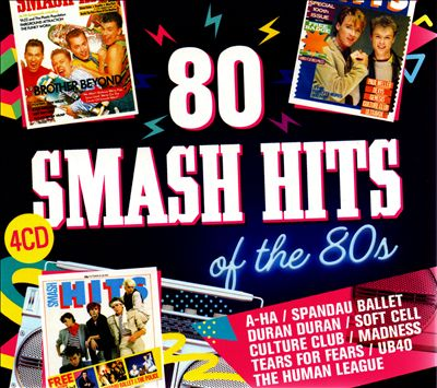 80 Smash Hits of the '80s