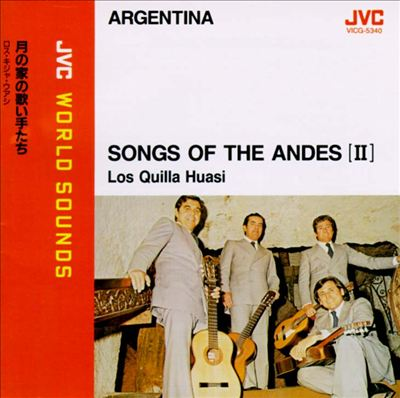 Argentine Songs of the Andes, Vol. 2