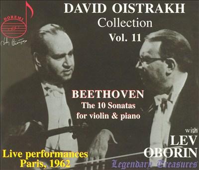 David Oistrakh Collection, Vol. 11