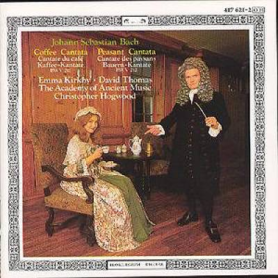 """Cantata No. 211, """"Schweigt stille, plaudert nicht"""" (""""Coffee Cantata""""), BWV 211 (BC G48)"""