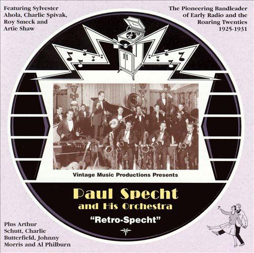 Retro-Specht (1925-1931)