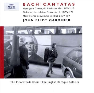 Bach: Cantatas, BWV 113, 179, 199