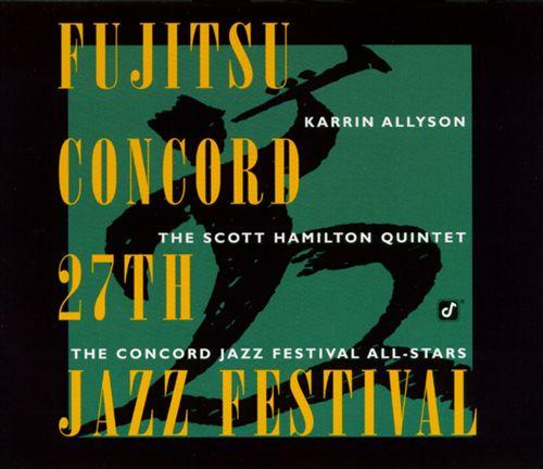 Fujitsu-Concord 27th Jazz Festival