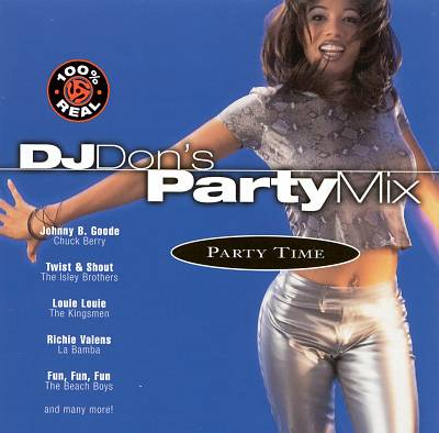 DJ Don's Party Mix: Party Time