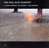 The Paul Bley Quartet