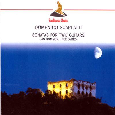 Scarlatti: Sonatas for Two Guitars [Germany]