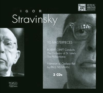 Stravinsky: 10 Masterpieces