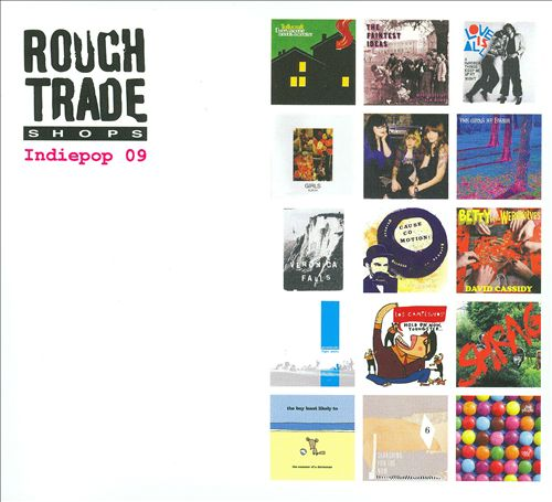 Rough Trade Shops: Indiepop 09