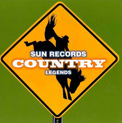Sun Records Country Legends