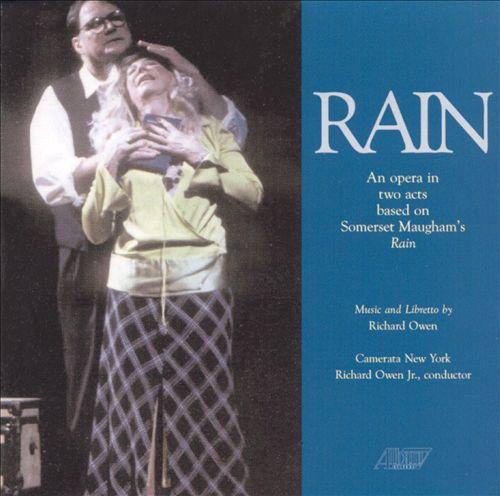 Richard Owen: Rain