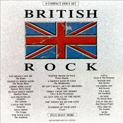 英国摇滚[原声]
