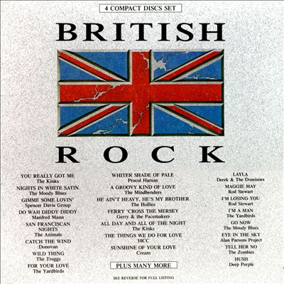British Rock [Original Sound]