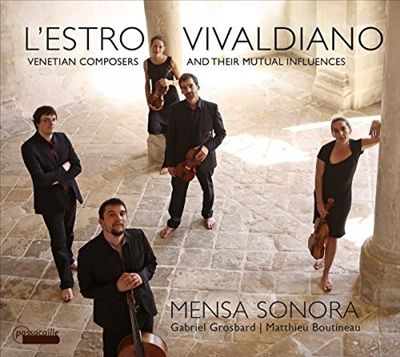 L' Estro Vivaldiano: Venetian Composers and Their Mutual Influences