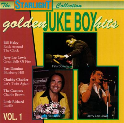 Golden Jukebox Hits, Vol. 1