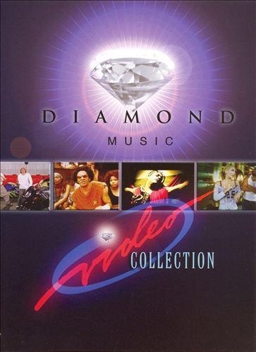 Diamond Music Video Collection [DVD]