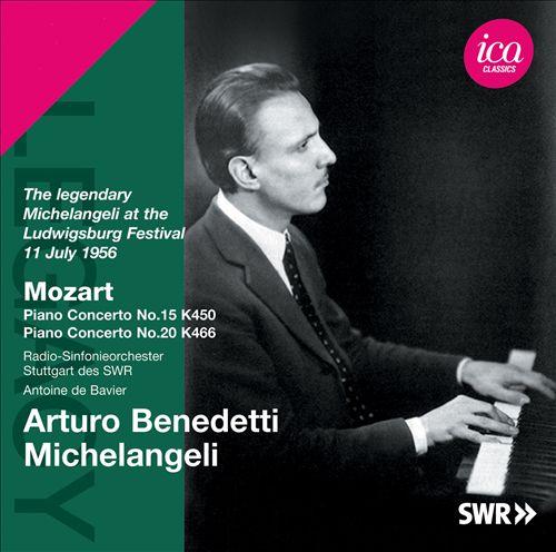 Arturo Benedetti Michelangeli Plays Mozart