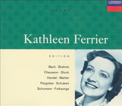 Kathleen Ferrier Edition