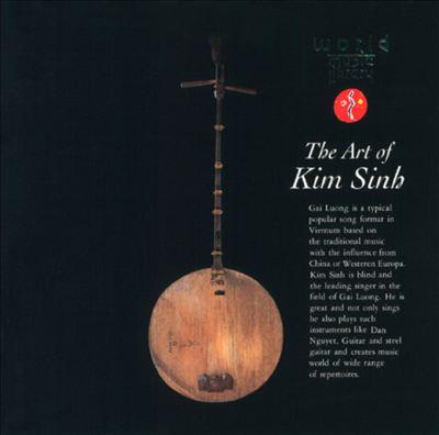 The Art of Kim Sinh