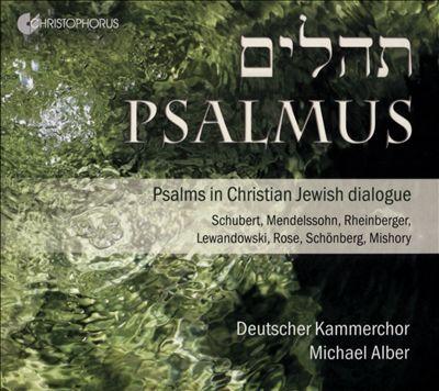 Psalmus: Psalms in Christian Jewish dialogue