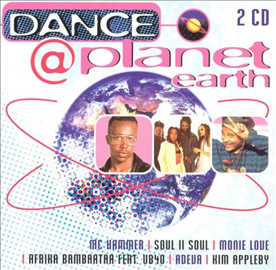 Dance at Planet Earth