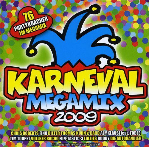 Karneval Megamix 2009