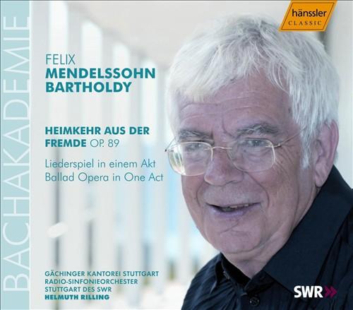 Mendelssohn: Heimkehr aus der Fremde, Op. 89