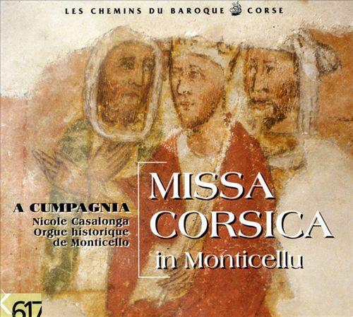 Missa Corsica in Monticellu