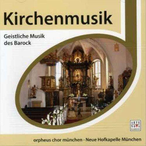 Kirchenmusik: Geistliche Musik des Barock