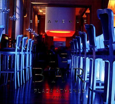 Le Bar: Plaza Athenee, Paris