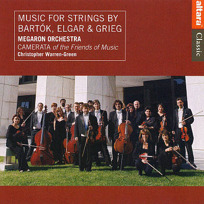 Music for Strings by Bartók, Elgar & Grieg