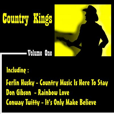 Country Kings, Vol. 1