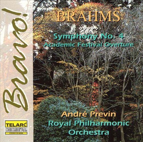 Brahms: Symphony No. 4/Academic Festival Overture