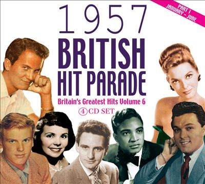 The 1957 British Hit Parade, Vol. 1