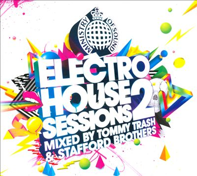 Electro House Sessions, Vol. 2