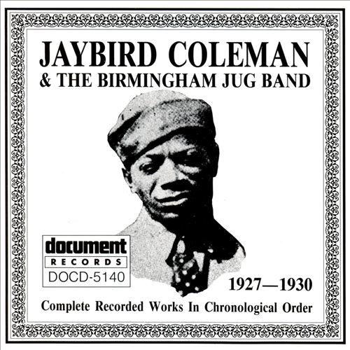 Jaybird Coleman (1927-1930)