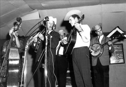 Bill Monroe & His Bluegrass Boys