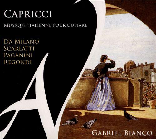 Capricci: Musique Italienne pour Guitare