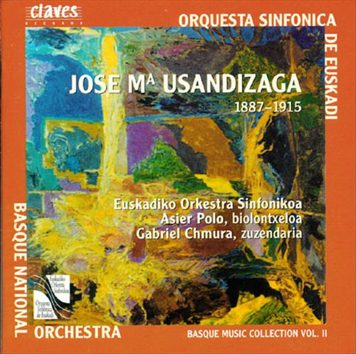 José Usandizaga, 1887-1915