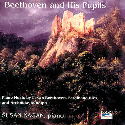 Beethoven and His Pupils